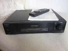 Sony Videorecorder SLV-E50 mit Fernbedienung / Zubehör