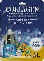 EKEL Ultra Hydrating Essence Maskpack Korean Masksheet cosmetics COLLAGEN 1 pcs