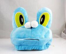 Pokemon Froakie Plush Hat Stuffed Party Cosplay Halloween Kids Cap