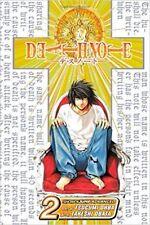 Death Note, Vol. 2 Paperback – November 1, 2005 by Tsugumi Ohba= Very Good