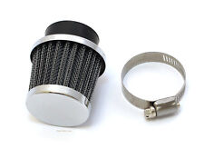 filtro aria moto a cono universale 35mm per honda four 400 350 cafe racer