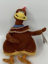Vintage Chicken Run Plush Bunty 2000 Dreamworks Stuffed Animal Playmates Toys