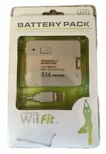 CTA Balance Board Rechargeable Battery Pack 1800 MAH for Wii fit Wi-BBP Sealed