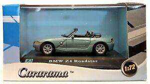 1:72 Scale Cararama BMW Z4 Roadster - Light Blue Metallic - BNIB