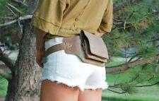 Belt Bag Leather, Festival Fanny Pack Women, Hip Bag Men, Utility Belt Leather