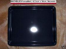 Neuware Backblech 42,5 x 36 cm AEG emailliert hochwertige Ausführung  Neu