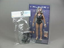 Triad Toys Raider Silver Suit + Hispanic Alpha Female Action Figure Body NEU NEW