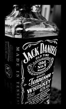 Jack Daniels Canvas Wall A2 A1 A0 Large Gift Present SW0179