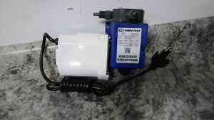 Chem-Tech X015-XA-BAA8G19 1/60 HP 25 RPM 115VAC Chemical Metering Pump