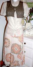 Noa Noa Rock Skirt Maroccan Flower Rose Blush size: XS  Neu
