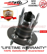 LIFETIME Wheel Bearing Rear Hub Assembly 512247 03 - 10 Chevrolet Pontiac Saturn