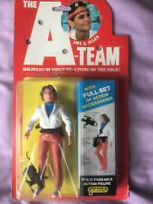 The A Team 1983 Galoob Vintage Action Figure Amy Allen