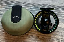 For Sale: Orvis Battenkill Large Arbor IV Fly Reel - Black - with Fly Line