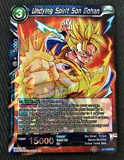 Raging Spirit Son Gohan 4x BT2-039 Union Force Common Mint Dragon Ball Super CCG