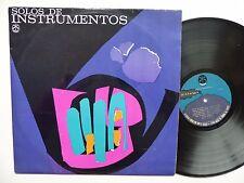 Solos de instrumentos Various Jazz latin Cuba LP 1004 CUBA