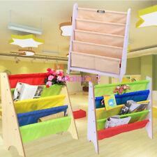NEU Kinderregal Spielzeugregal Bücherregal Kindermöbel Kindergarten Standregal