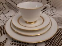 VINTAGE ELEGANT LENOX OXFORD ANDOVER 4 PIECE PLACE SETTING LOVELY & PERFECT!
