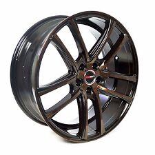 4 GWG Wheels 20 inch Bronze ZERO Rims fits 5x120 BMW 3 SERIES 2 DOOR