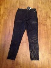 Topshop Leather Slim, Skinny Jeans for Women
