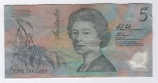 More details for 1984 australia five dollars note   bank notes   pennies2pounds