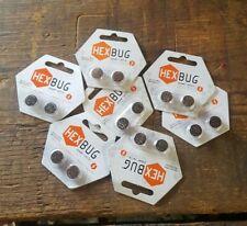 Lot Of 7 Original Hex Bug Power Cells Batteries 2 Pack 14 Total AG13/LR44