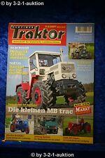 Oldtimer Traktor 3-4/07 MB trac Fendt F24L Dieselross Bukh 403 Super Ritscher
