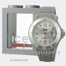 Authentic Ice Silver Big Watch SI.SR.B.S.09