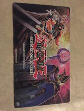 Yugioh Gilford The Legend Dark Eradicator Warlock Playmat Play Mat Game M... New
