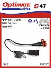 Optimate SAE to Ducati Lead SAE47 (047) NEW