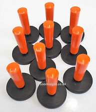 10 GRIPPER MAGNETS, VEHICLE WRAPPING TOOL FOR CAR / VAN WRAP AND GRAPHICS