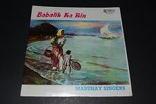 Babalik Ka Rin~Mabuhay Singers~Villar Records MLS-5248~FAST SHIPPING
