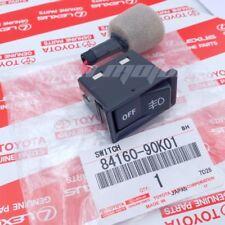 Genuine OEM Toyota  -  LAND CRUISER J70  -  Switch Front Fog Lamp 84160-90K01