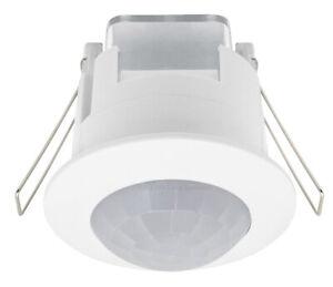 Recessed 360 Degree PIR Ceiling Occupancy Motion Sensor Detector Light Switch