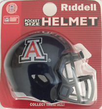 ARIZONA WILDCATS NCAA Riddell SPEED POCKET PRO Mini Football Helmet