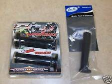 MP THROTTLE TUBE + PRO GRIPS FOR 2003-2007 KAWASAKI ZR 1000 Z1000 2015 H2 NINJA