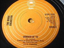 """BIDDU ORCHESTRA - SUMMER OF '42   7"""" VINYL"""