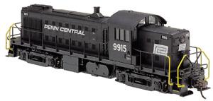 Atlas HO  Alco RS-1 Locomotive Penn Central #9915