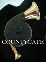 New Pocket Hunting Horn for fox hunting - beagling - calling - Bellman & Co