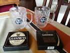 6 GUINNESS STOUT IRELAND NEW BEER COASTERS VINTAGE GLASS MUGS