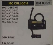 243098 POMPA OLIO MOTOSEGA McCULLOCH PROMAC 10-42 10-46 10-49 10-51 MAC 20XPOWER