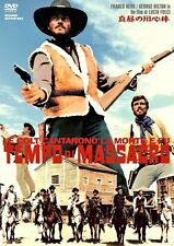 MASSACRE TIME   Lucio Fulci Franco Nero- Japanese original DVD