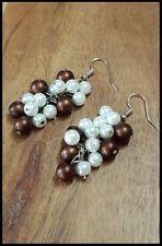 Hook Cluster Handcrafted Earrings