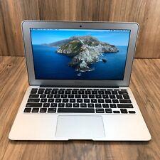 """Apple MacBook Air 11"""" 256GB SSD 4GB RAM 1.4GHz Intel i5 Processor Fully Tested"""