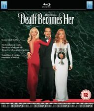 Death Becomes Her Blu-ray UK BLURAY
