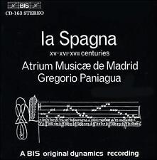 La Spagna: 15th, 16th, 17th Centuries, New Music