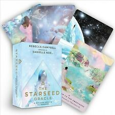 Starseed Oracle : A 53-card Deck and Guidebook, Cards by Campbell, Rebecca; N...