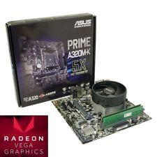 AMD ryzen 3 2200G Quad Core 3.7GHz Vega GPU Asus A320M-K Bundle keine RAM