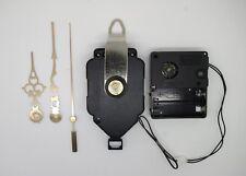 mécanisme horloge pendule à balancier- aiguilles dorées - sonnerie westminster