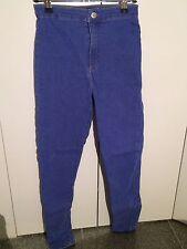 Topshop High Waist Regular Size Jeans for Women