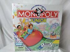 Vintage Parker Brother 1996 Monopoly Junior Game Board Theme Boardwalk Amusement